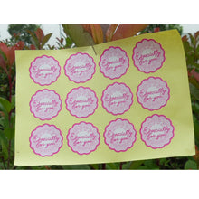 42pc Especially For You Stickers