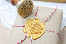 Good Luck Wax Seal with Two Wax Sticks