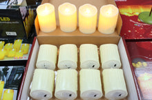 12pc Flickering LED Candles