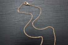 Delicate Gold Link Necklace Chain