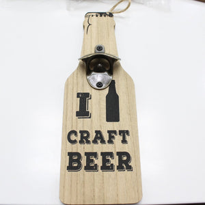 Craft Beer Bottle Opener