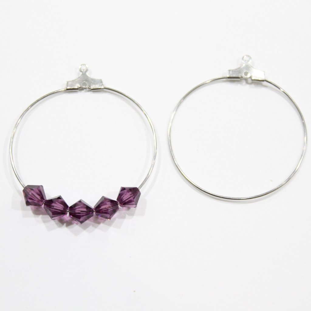 12pc Earring Hoops