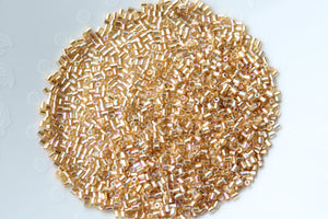 15g Light Gold 2mm Seed Beads