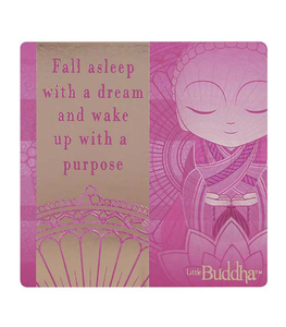 Little Buddha Magnet - Fall asleep with a dream