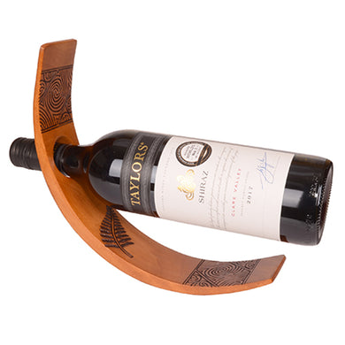NZ Design Wine Bottle Holder