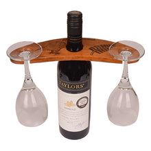 NZ Design Wine and Glass Holder