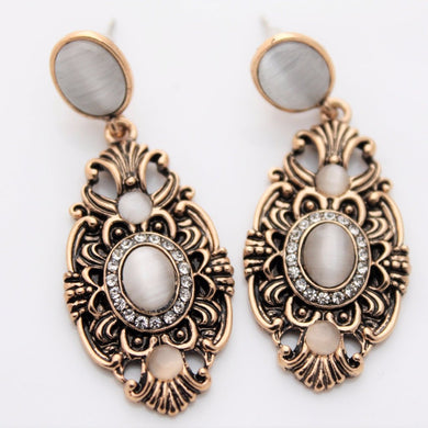Beautiful Antique Style Earrings