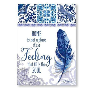 Home Affirmation Plaque