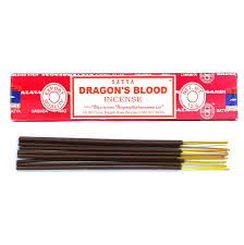 Dragon's Blood Incense 15g