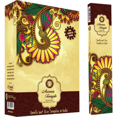 Aroma Temple Incense 15g