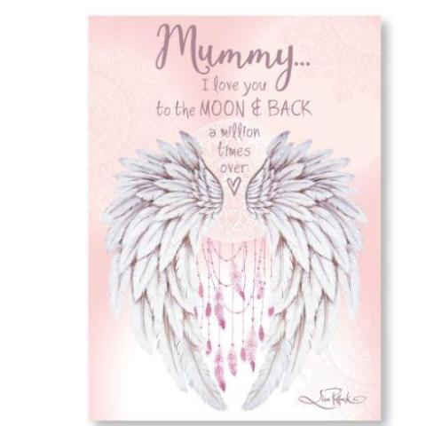 Mummy Affirmation Plaque