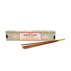 White Sage Incense 15g