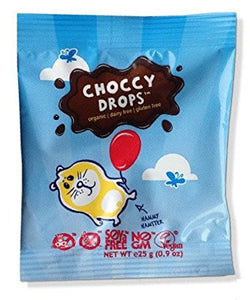 Organic Diary Free Choccy Drops