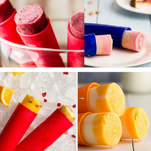 Silicone Popsicle Moulds