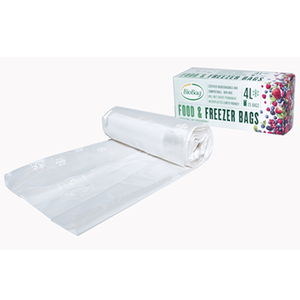 Compostable Freezer Bags