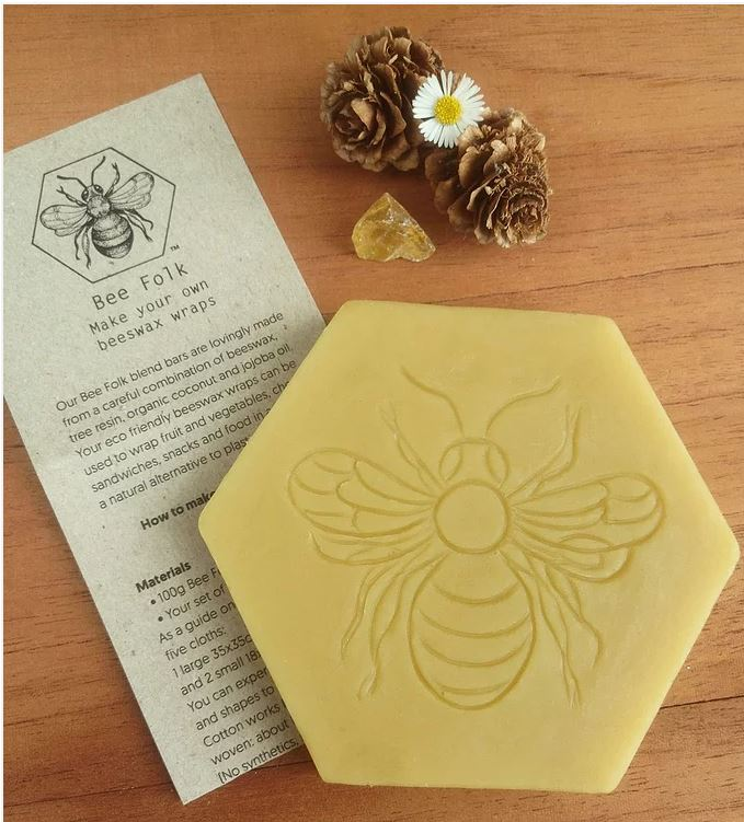 DIY Beeswax Blend Bar