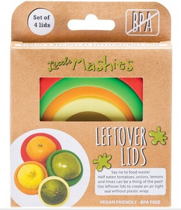 Reusable Leftover Lids - Pack of 4