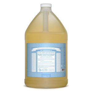 Pure-Castile Liquid Soap 3.78L