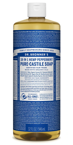 18-in-1 Pure Castille Soap
