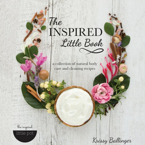 The Inspired Little Pot Books by Krissy Ballinger