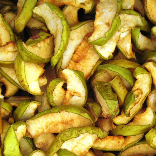 Organic Biodynamic Apple Wedges 500g