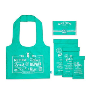 Reusable Bulk Food Bag Set