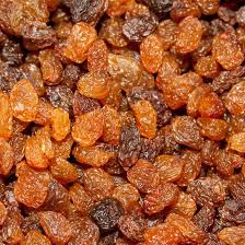 Organic Sultanas Naturally Dried 1KG