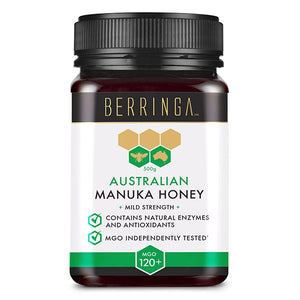 Super Manuka Honey 120+