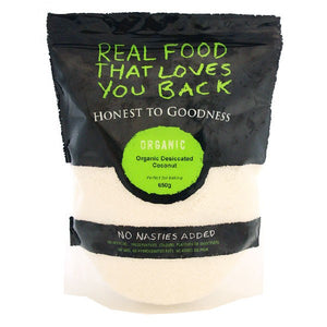 Organic Coconut Desiccated Fine 650g