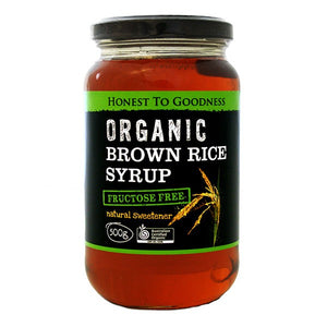 Organic Brown Rice Syrup 500g