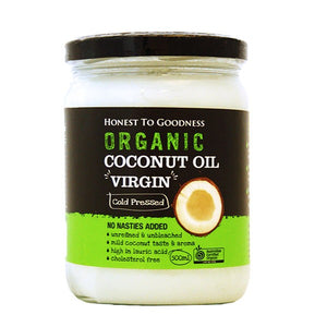 Organic Coconut Oil Virgin