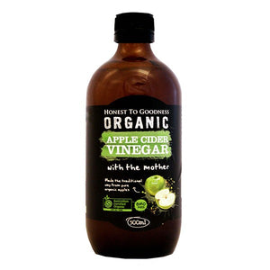 Organic Apple Cider Vinegar 500ml