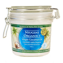 Organic Virgin Coconut Oil Virgin Raw