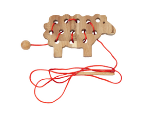 Lacing Sheep