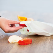 Compostable Resealable Food Storage Bags