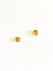 GOLD DOT EARRING