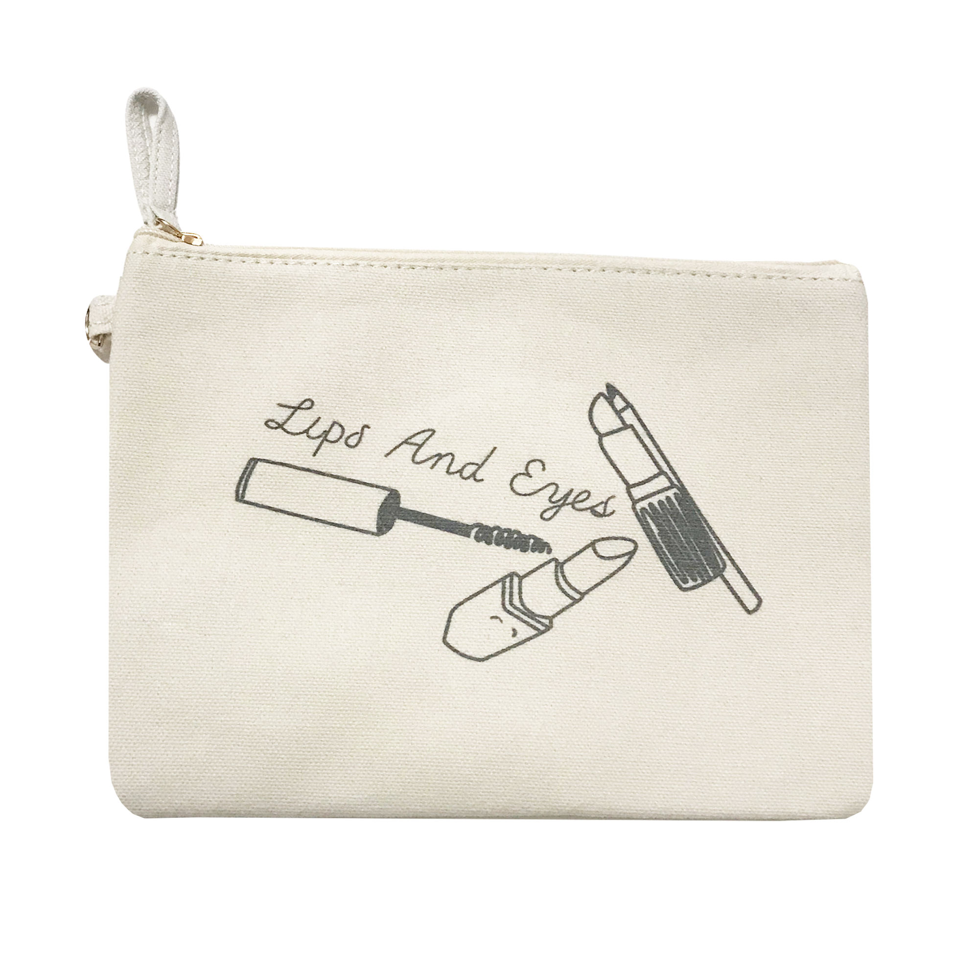 LIPS AND EYES POUCH