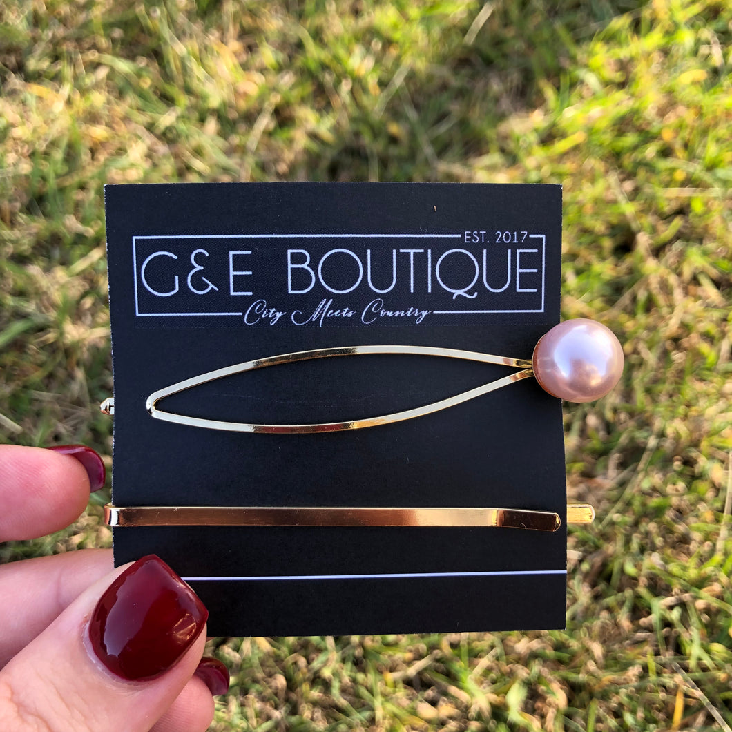 'Mavis' Hair Pin Pack - G&E BOUTIQUE