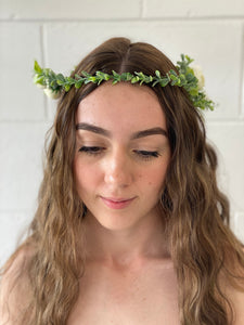 Floral Vine Headband - G&E BOUTIQUE