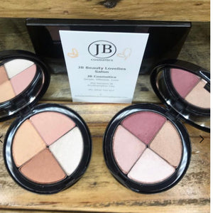 Quad Blush Palette - G&E BOUTIQUE
