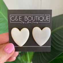 Heart Earrings - G&E BOUTIQUE
