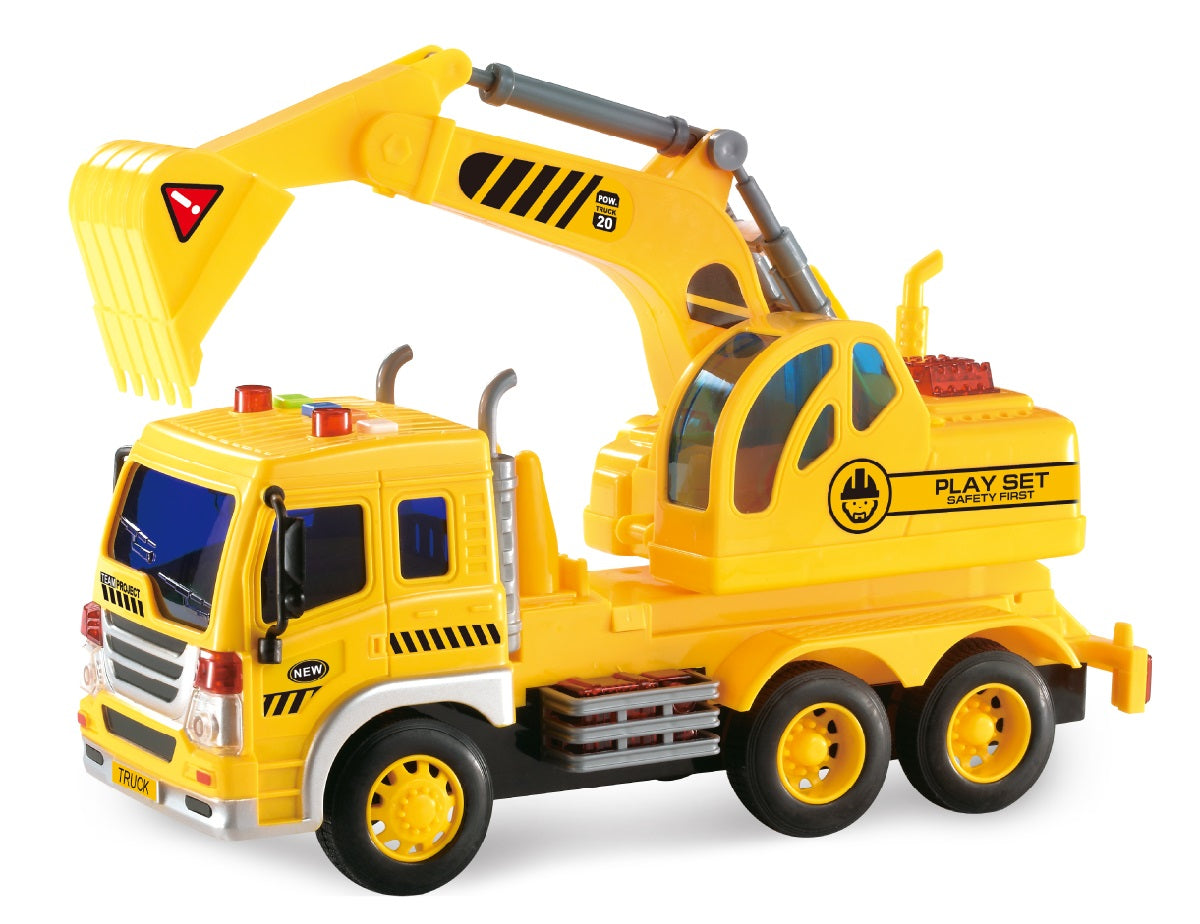 bulldozer truck lama boutique