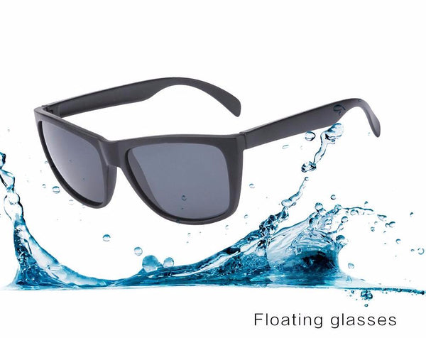 Floating Polarized Sunglasses - For cruisy stand up paddle days?