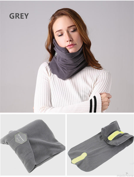 Airplane Neck Pillow - When you can't lie down - InterSurfing