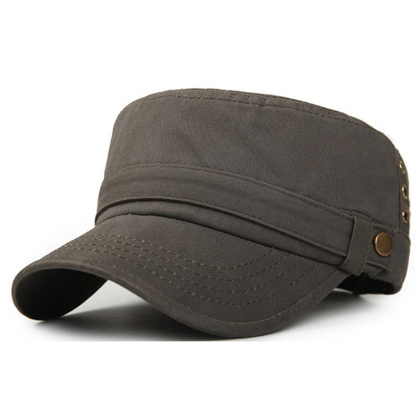 Cotton Flat Top Hat - Slip Slap Slop - InterSurfing