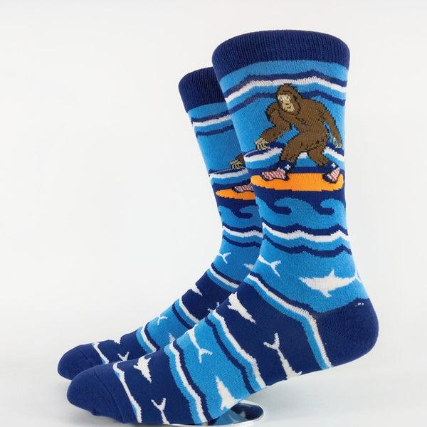 Surfing Monkey Socks - Happy feet - InterSurfing