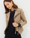 Mya Jacket - Latte