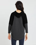 Crawford Top - Black/Graphite
