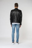 Brendon italian lambskin leather jacket