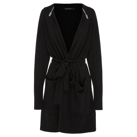 Harper boyfriend cut oversized belted cardigan